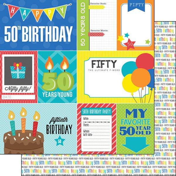 PPR-HAPPY BIRTHDAY 50TH