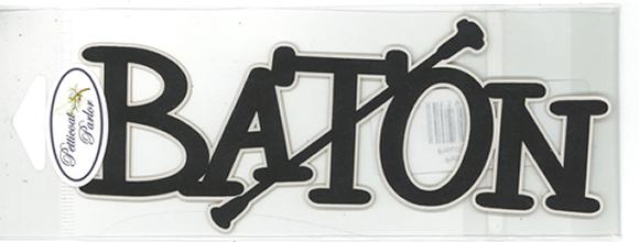 DIECUT - BATON