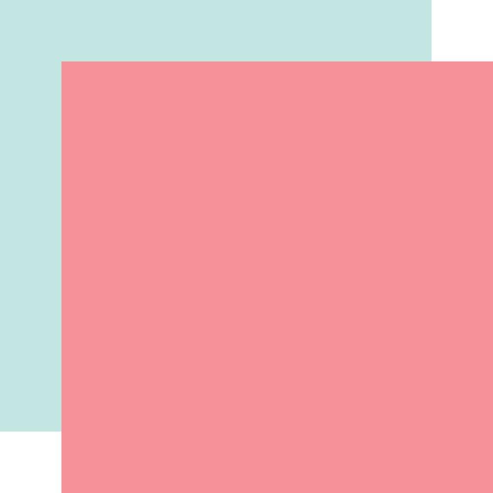 PPR - HELLO BABY IT'S A GIRL DARK PINK/LIGHT BLUE