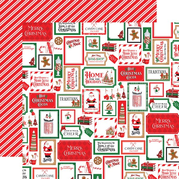 Echo Park CHRISTMAS CHEER CHRISTMAS MAGIC