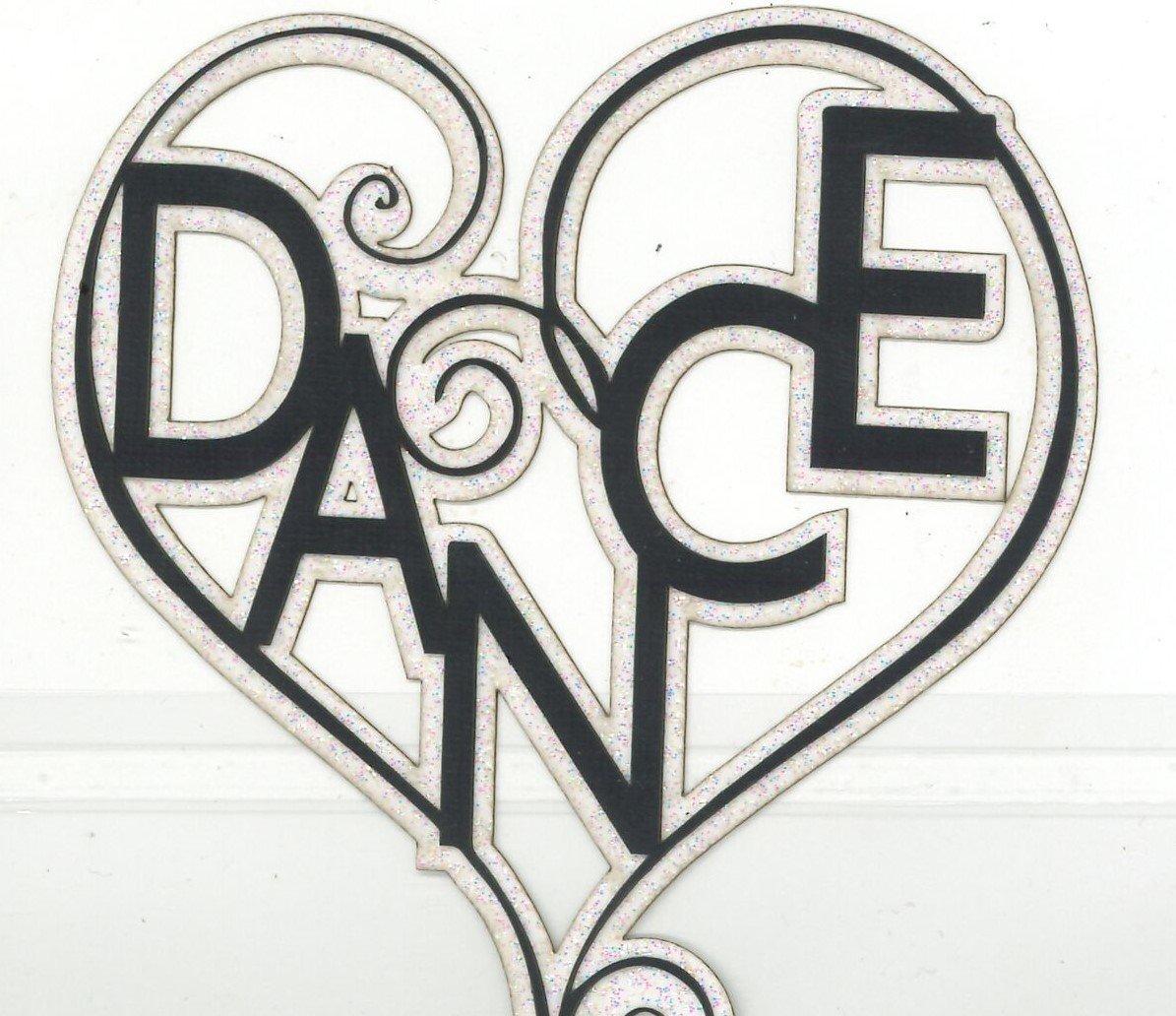 DIECUT-DANCE W/HEART