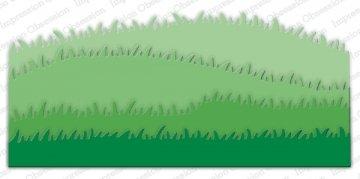 GRASS BORDER 4-PC DIE SET
