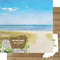 PPR - INDIANA DUNES NATIONAL PARK WATERCOLOR