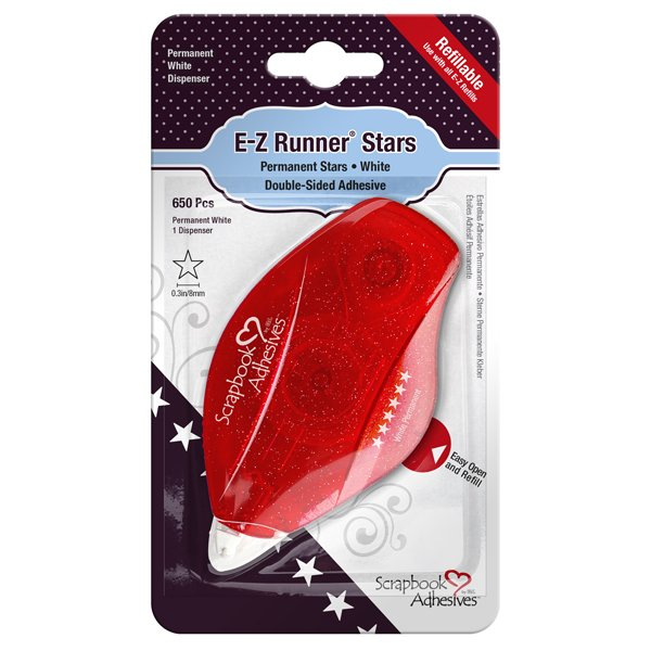 E-Z RUNNER STARS DISPENSER