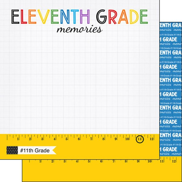 PPR - ELEVENTH GRADE RULER