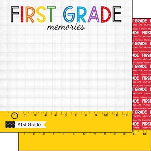 PPR - FIRST GRADE RULER