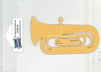 DIECUT - EUPHONIUM HORN