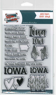 SSET - GREETINGS FROM IOWA