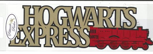 DIECUT - HOGWARTS EXPRESS