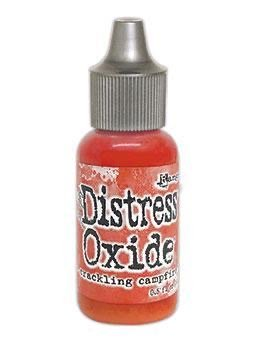 Tim Holtz Distress Oxides Reinker- Crackling Campfire