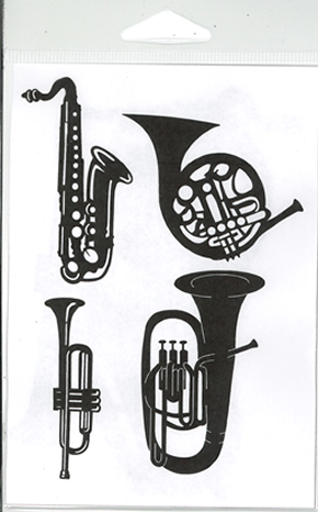DIECUT - WIND INSTRUMENTS