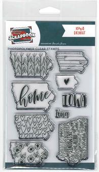 IOWA DELIGHT Stamp Set