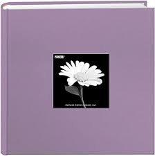 8x8 PHOTO ALBUM LILAC