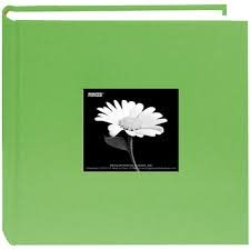 8X8 PHOTO ALBUM LIME