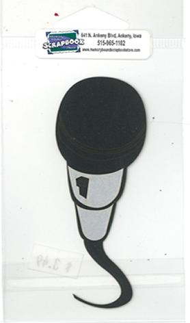 DIECUT - MICROPHONE