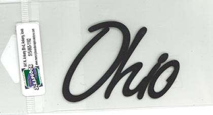 DIECUT TITLE-OHIO