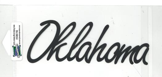 DIECUT TITLE-OKLAHOMA