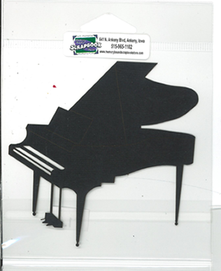 DIECUT - GRAND PIANO