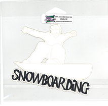 DIECUT - SNOWBOARDING