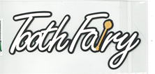 DIECUT - Tooth Fairy Title