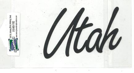 DIECUT TITLE-UTAH
