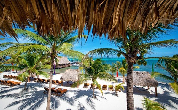 Image of scuba diving resort Belize Scuba Professionals