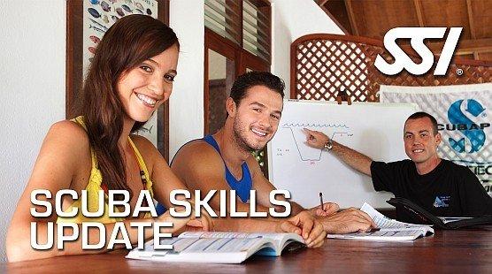 Scuba Skills Update Course