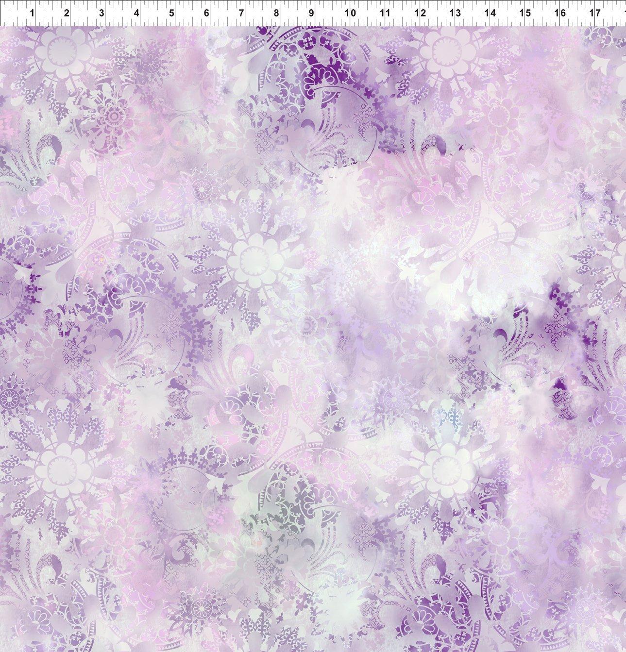 Diaphanous-Mystic Lace-Lilac