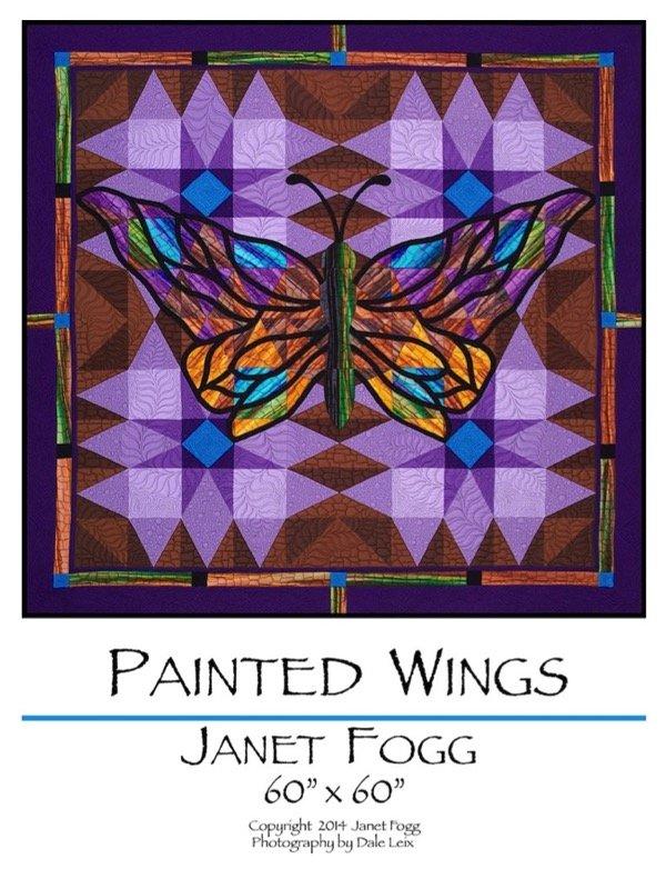 Painted Wings pattern