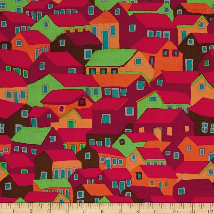 Brandon Mably-Shanty Town Autumn