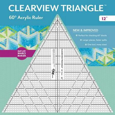 Clearview Triangle - 60 Degree - 12 inch