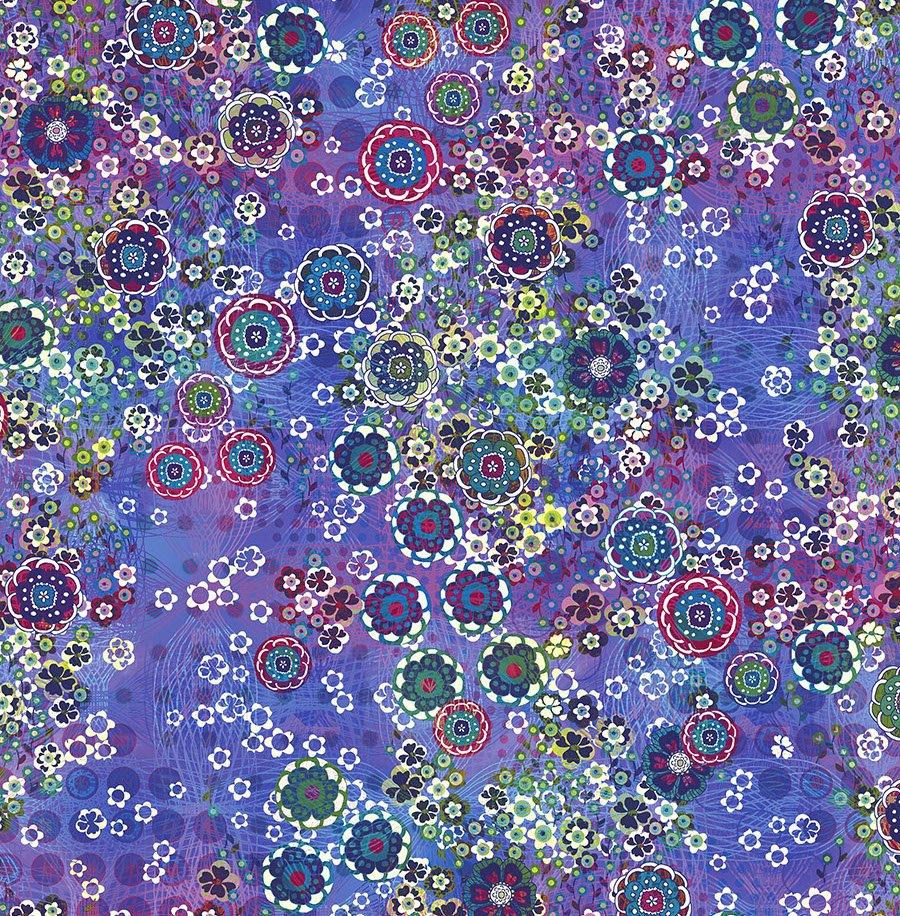 Starlight and Splendor - Garden Glow - Violet