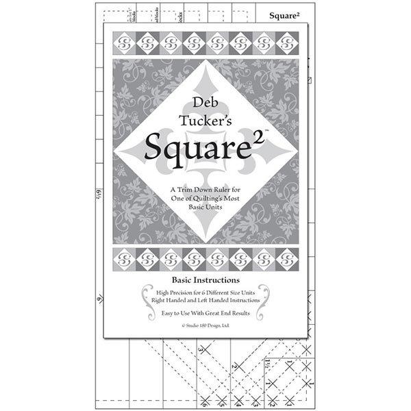 Deb Tucker's Square Squared