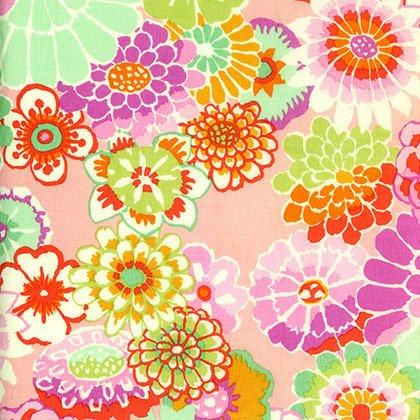 Kaffe Fassett - Asian Circles - Pink