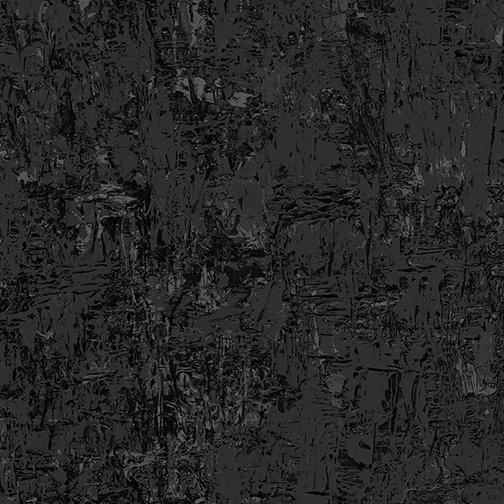 Poured Color Impressions - Black
