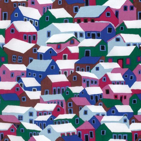 Brandon Mably-Shanty Town Winter