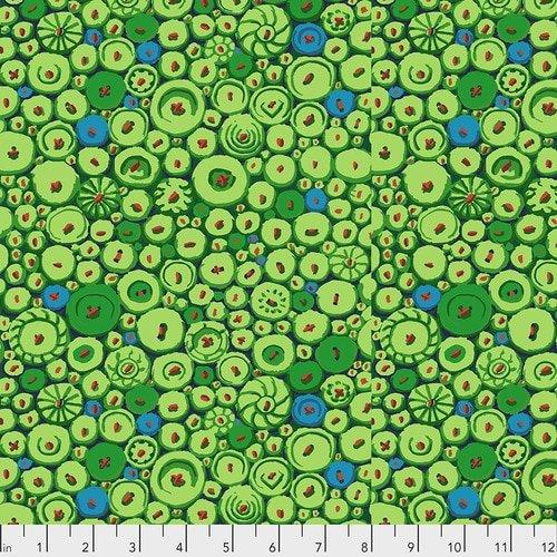 Kaffe Fassett - Button Mosaic - Green
