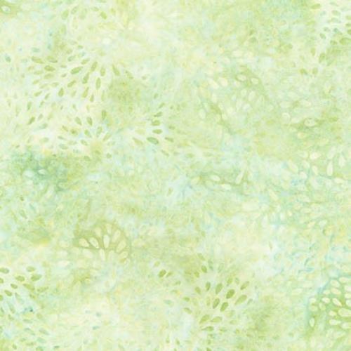 Artisan Batiks -Elementals Petals Pear