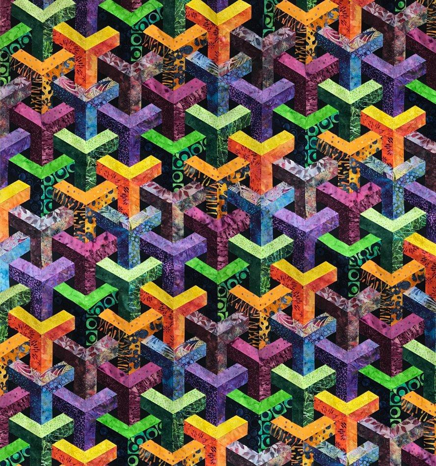 Escher - Batik