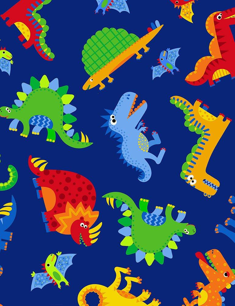 Dino Parade - Tossed Dinos
