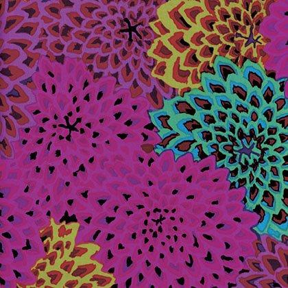 Kaffe Fassett - Dahlia Blooms - Figg