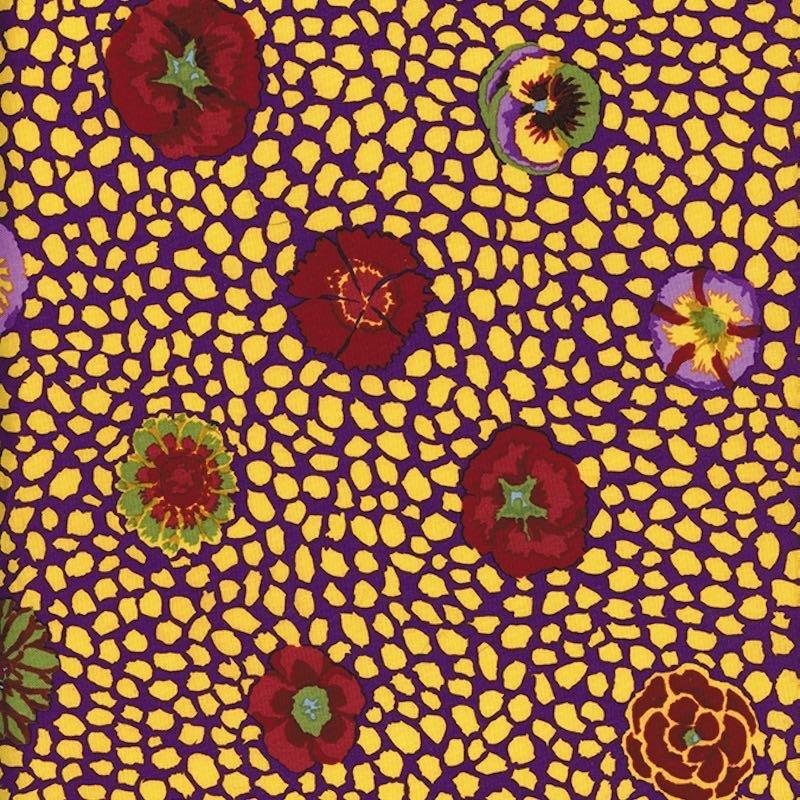 Kaffe Fassett - Guinea Flower - Yellow