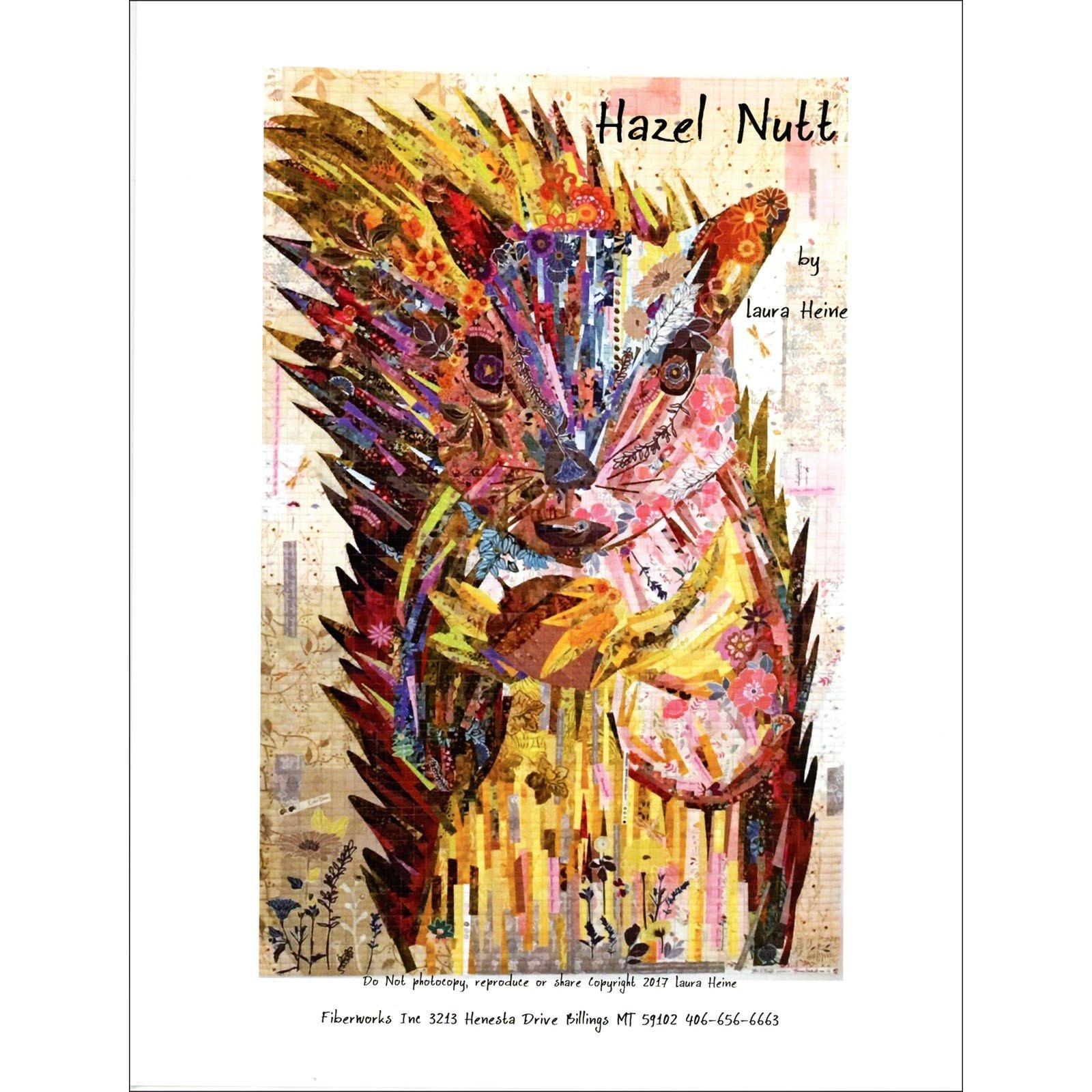 Hazel Nutt by Laura Heine - 40 x 58