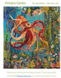 Octopus Garden by Laura Heine