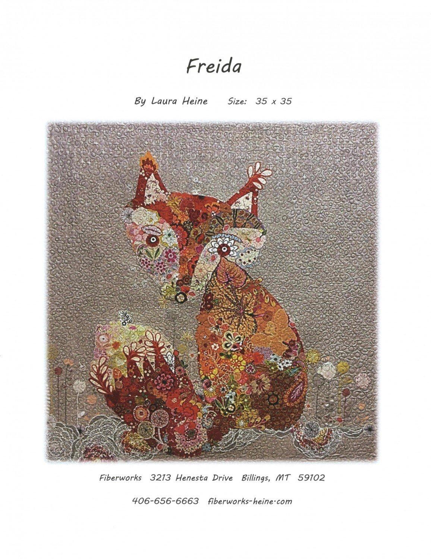 Freida (Fox) by Laura Heine