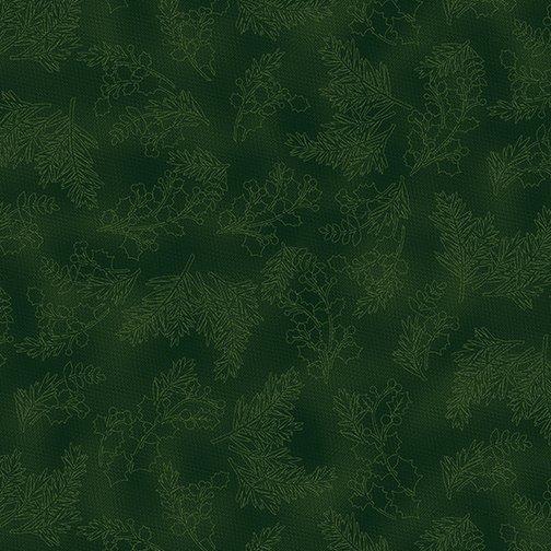 Charm Holiday Pine & Holiday Emerald