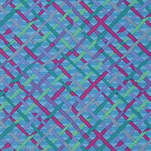 Brandon Mably - Mad Plaid - Turquoise