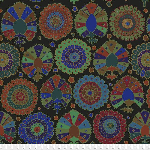 Kaffe Fassett - Turkish Delight - Black