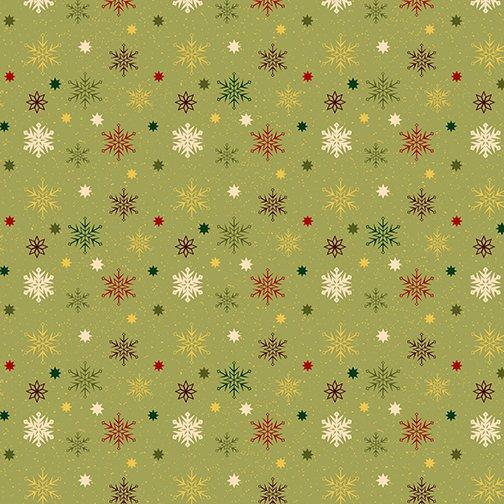 Charm Holiday Snowflake Pine