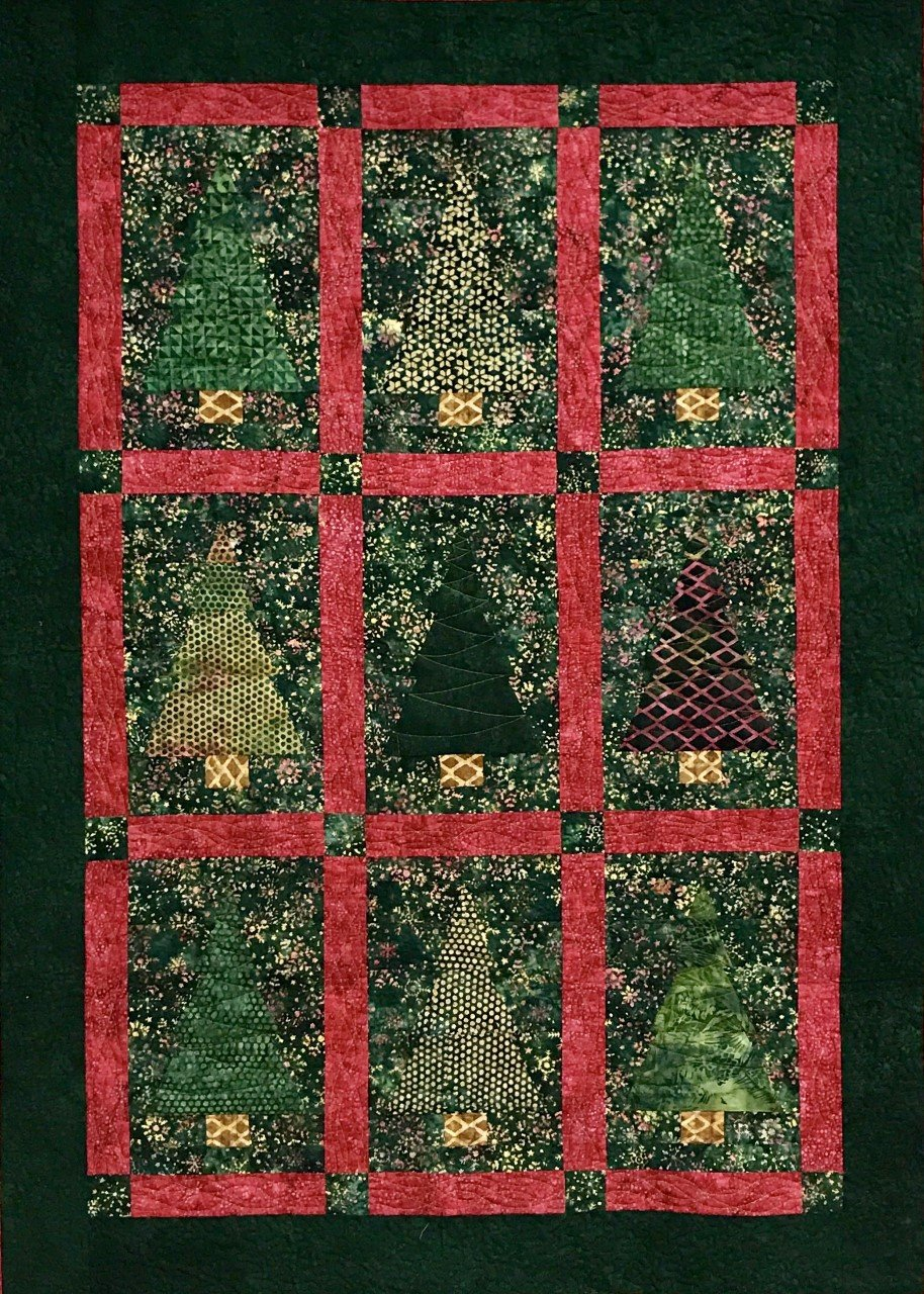 Once Upon A Christmas Quilt Kit